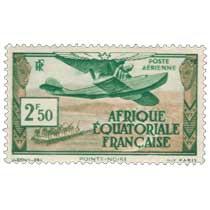Poste aérienne Pointe-Noire Afrique Équatoriale Française
