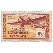 Poste aérienne Le Stanley-Pool Afrique Équatoriale Française