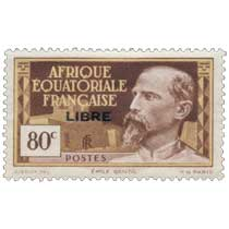Émile Gentil Afrique Équatoriale Française