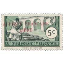 Région du Mayumbé Afrique Équatoriale Française