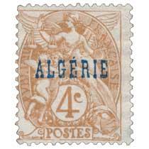 Algérie - Type Blanc