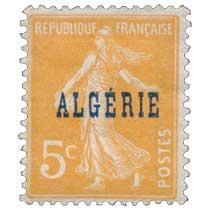 Algérie - Type Semeuse