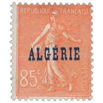Algérie - Type Semeuse lignée
