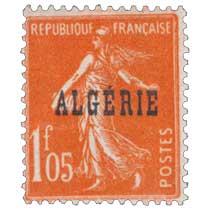 Algérie - Type Semeuse fond plein