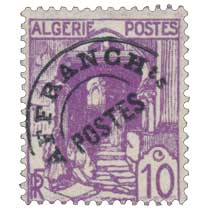 Algérie -  Rue de la Kasbah