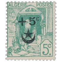 Algérie - Rue de la casbah