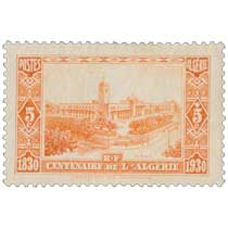 Algérie - Oran - Centenaire de l'Algérie 1830 - 1930