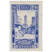 Algérie - Tolga - Centenaire de l'Algérie 1930