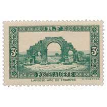 Algérie - Lambèse - Arc de triomphe