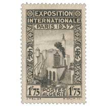Algérie - Exposition internationale Paris 1937