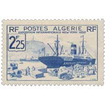 Algérie - Exposition internationale New-York 1939