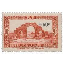 Algérie - Lambèse Arc de triomphe