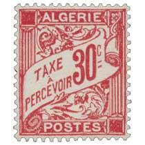 Algérie - Type Duval sans R.F.