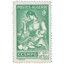 Algérie - CCSMPG