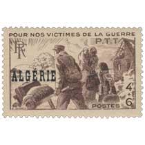 Algérie - Pour nos victimes de la guerre P.T.T.