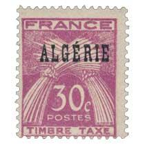 Algérie - Type Gerbes de blé