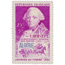 Algérie - Choiseul