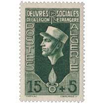 Algérie - Oeuvres de la Légion étrangère