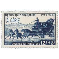 Algérie - Diligence