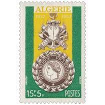 Algérie - Centenaire de la Médaille militaire