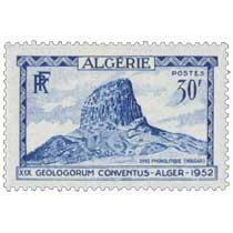 Algérie - XIX GEOLOGORUM CONVENTUS ALGER 1952