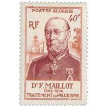 Algérie - Dr F Maillot