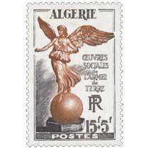 Algérie - Victoire de Cythra