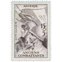 Algérie - Anciens Combattants