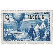 Algérie - Ballon-poste