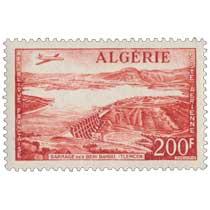 Algérie - Barrage des Beni-Bahdel (Tlemcen)