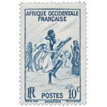 Afrique Occidentale Française Mauritanie