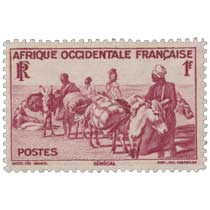 Afrique Occidentale Française - Sénégal