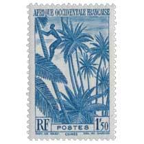 Afrique Occidentale Française - Guinée