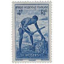 Afrique Occidentale Française - Dahomey
