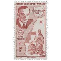 Afrique Occidentale Française - Courrier sud 1928 Saint Exupéry
