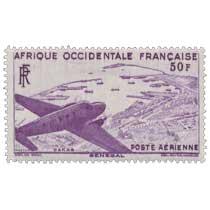 Afrique Occidentale Française Sénégal Dakar