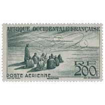 Afrique Occidentale Française - Mauritanie