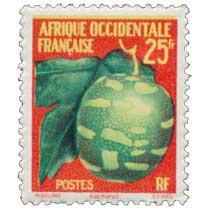 Afrique Occidentale Française - Adenopus