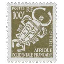 Afrique Occidentale Française - Masque