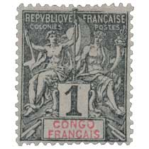 Congo - Type Groupe