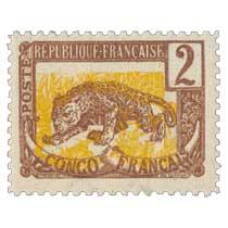 Congo - type Panthère