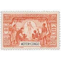 Congo - Exposition coloniale internationale de Paris 1931