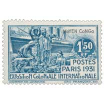 Congo - Exposition coloniale internationale Paris 1931