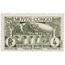 Congo - Viaduc de Mindouli