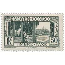 Congo - Le Djoudj