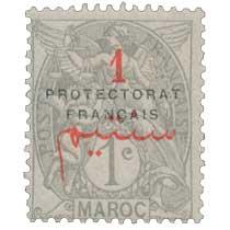 1914 Maroc - Type Blanc
