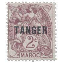 1918 Maroc - Type Blanc