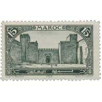 1923 Maroc - Le Grand Mechouar - Fès
