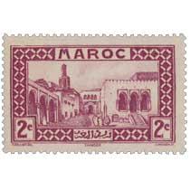 1933 Maroc - Ancien palais du sultan - Tanger