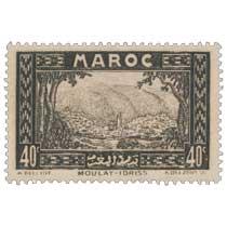 1933 Maroc - Moulay-Idriss